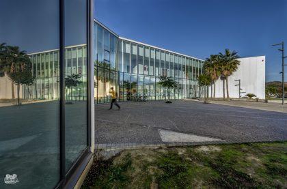 Architecture Photographer-Facultad de Ciencias de la Salud Malaga -02