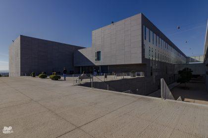 Architecture Photographer-Facultad de Estudios Sociales y Comercio Malaga – 02