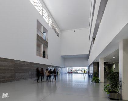 Architecture Photographer-Facultad de Estudios Sociales y Comercio Malaga – 04