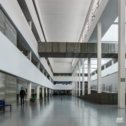 Architecture Photographer-Facultad de Estudios Sociales y Comercio Malaga – 05
