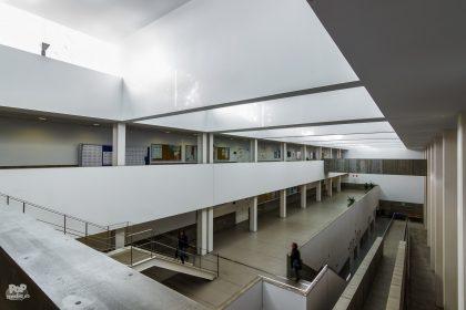 Architecture Photographer-Facultad de Estudios Sociales y Comercio Malaga – 08