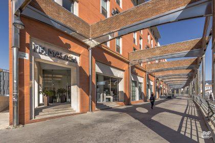 Architecture Photographer-Fotografo Arquitectura-Hotel NH Malaga – 01