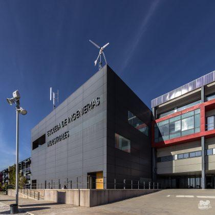 Fotografo Arquitectura-Facultad Ingenieria Industrial Malaga – 01