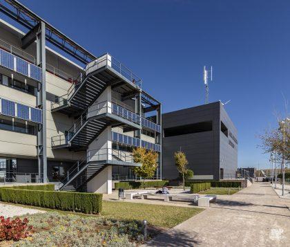 Fotografo Arquitectura-Facultad Ingenieria Industrial Malaga – 02