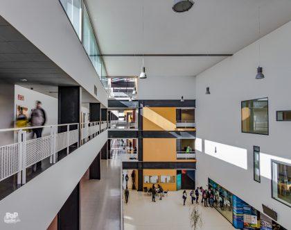 Fotografo Arquitectura-Facultad Ingenieria Industrial Malaga – 03