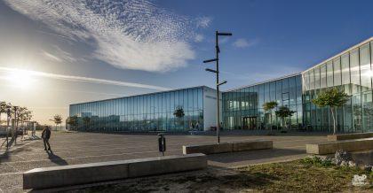 Fotografo Arquitectura-Facultad de Ciencias de la Salud – Malaga -01