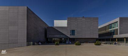 Fotografo Arquitectura-Facultad de Estudios Sociales y Comercio Malaga – 01