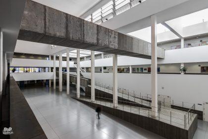Fotografo Arquitectura-Facultad de Estudios Sociales y Comercio Malaga – 06