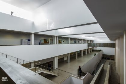Fotografo Arquitectura-Facultad de Estudios Sociales y Comercio Malaga – 08