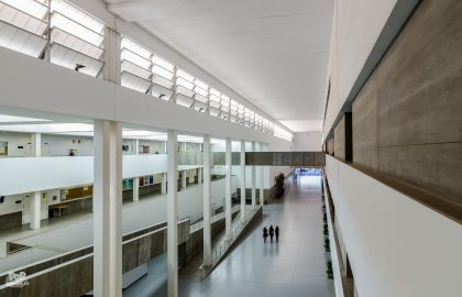 Fotografo Arquitectura-Facultad de Estudios Sociales y Comercio Malaga – 10