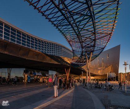 Fotografo Arquitectura-Palacio de Ferias y Congresos de Malaga – 01