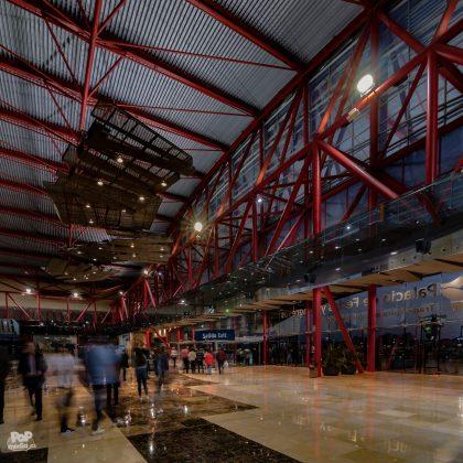 Fotografo Arquitectura-Palacio de Ferias y Congresos de Malaga – 02