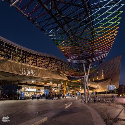 Fotografo Arquitectura-Palacio de Ferias y Congresos de Malaga – 04